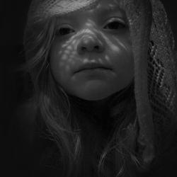 mysterious little girl
