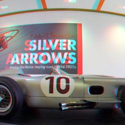 Silver Arrows 2018 Louwman 3D GoPro