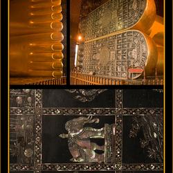 Liggende boeddha - 2
