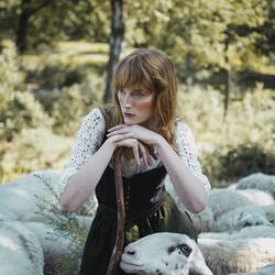 Brigid, the shepherdress