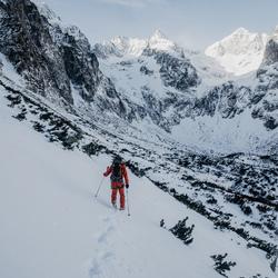 Winter hikes.