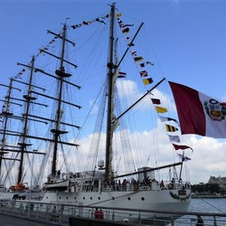 Tall Ship B.A.P. Unión