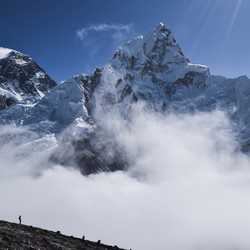 Kala Patthar, Mount Everest