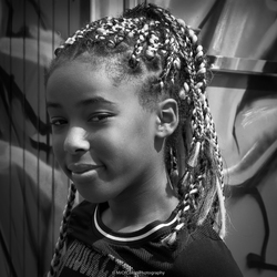 Portrait Jada @UrbanHouseGroningen BlockJam 2017