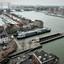 P1040603 Dordrecht van boven nr5 Brug oude Maas  23okt 2018