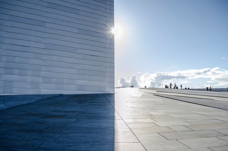 Oslo - Opera Hus -