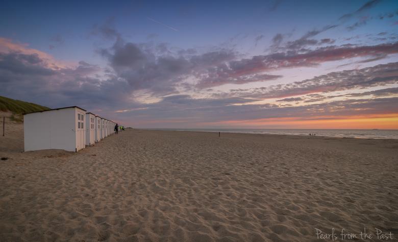 Zonsondergang Texel - Een mooie zonsondergang op Texel.