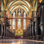 Kerk interieur-Oudewater