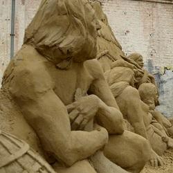 zandsculpturen 2