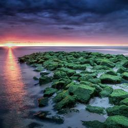 Rocky Sunset 2