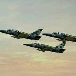 Breightling Jets