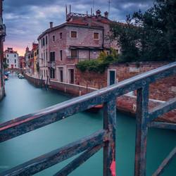 straatje in Venetie