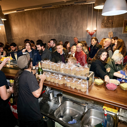 Bar in Castellon Spanj