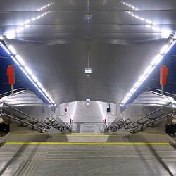Metro in Wenen