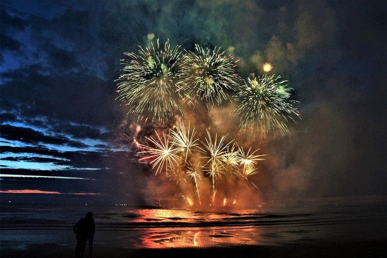 Hot Fireworks