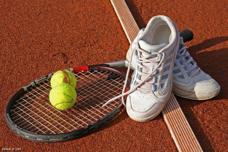 """Game, set en match - Ik heb eens iets anders geprobeerd. <img  src=""""/images/smileys/smile.png""""/><br /> In deze sport gaat, naast het fotograferen, oo"""