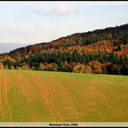 Herfst in Duitsland