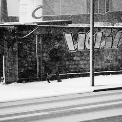 Vanished by the Snow - Antwerpen