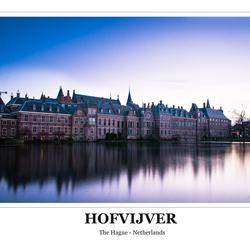 Hofvijver - Den Haag