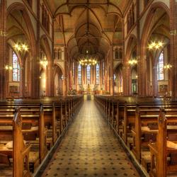 Kerk in HDR
