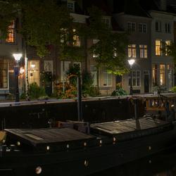 Een gracht in 's-Hertogenbosch