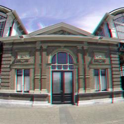station HS Den Haag 3D