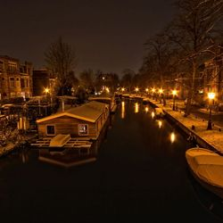 schelpenkade in Leiden