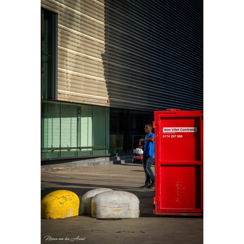 United colors of Rotterdam -
