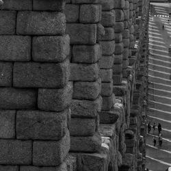Aquaduct Segovia Spanje