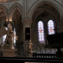 Kathedraal Saint Pierre in Lieux