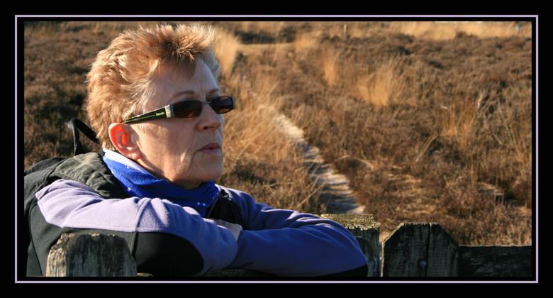 Carla 4 - Zondag op het Roosendaalsche veld. Mooi....weer!