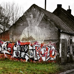 #Doel. Fading colors!