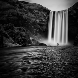 Skógafoss | my point of view