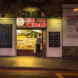 Kebab@LondonBridgeStation