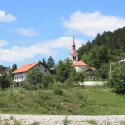 ergens in slovenie