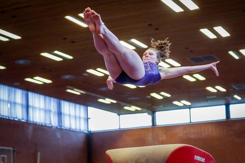 Turnen - Provinciale kampioenschappen turnen in Hoogezand