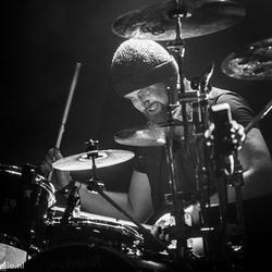 Drummer Sander Zoer