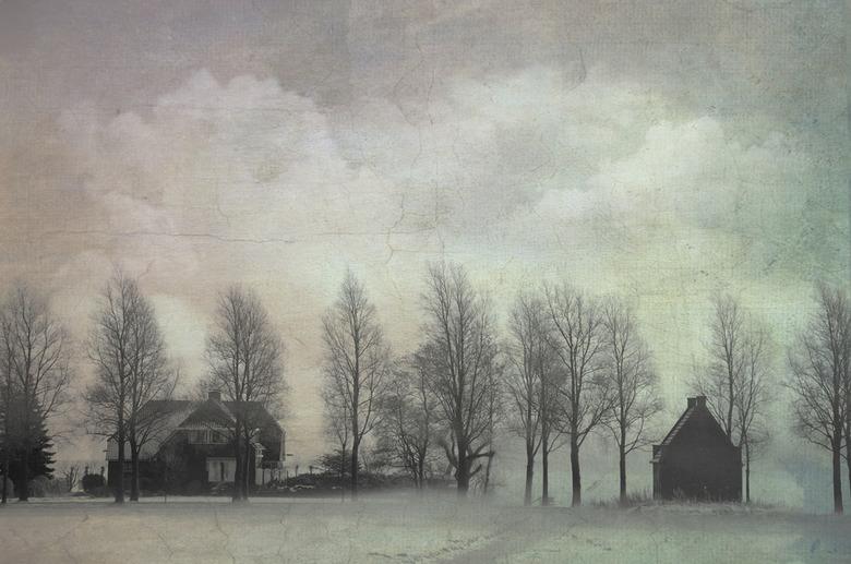 Op het platteland
