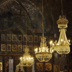 in Grieksorthodoxe kerk
