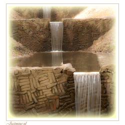 Triple waterval