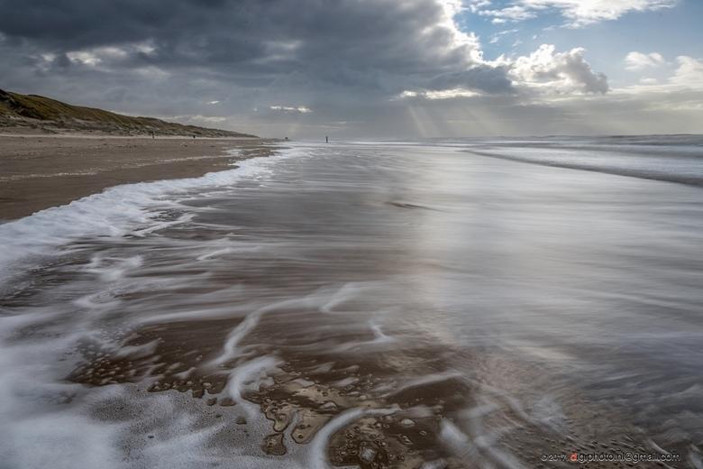 Aan de Hollandse kust