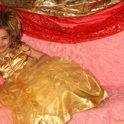 Golden little Princess