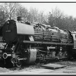 Locomotief (vergane glorie)
