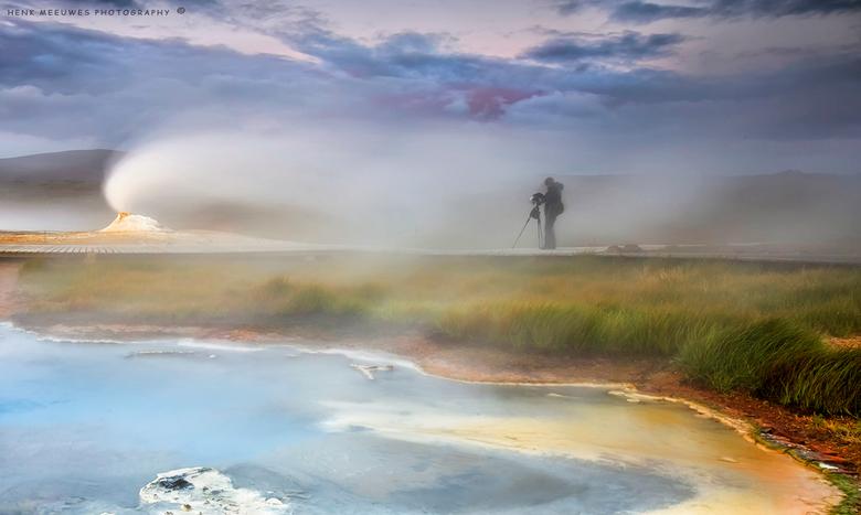 Extreme Photography - IJsland