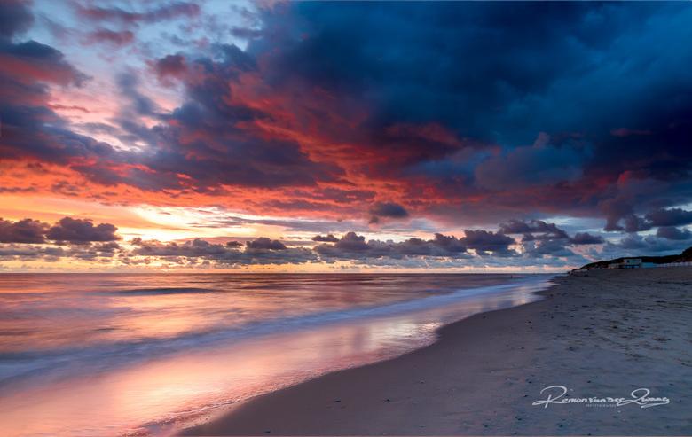 zonsondergang Paal 9