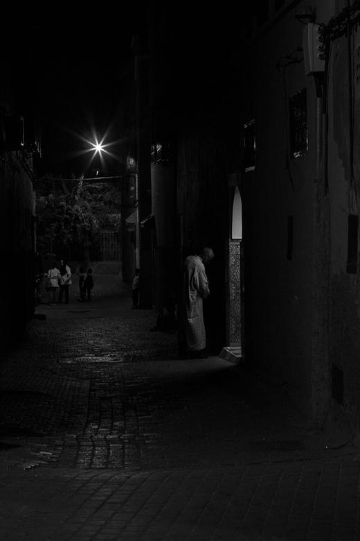 Marrakesh - Avond in Marrakesh