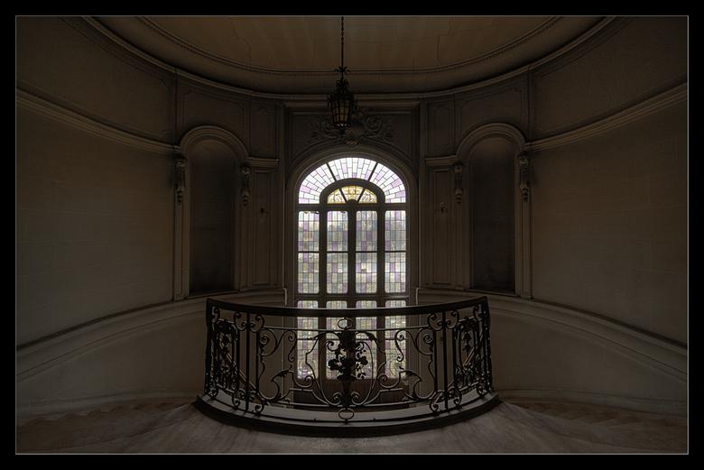 Chateau DL 3 - Ik weet het, ik had één klein stapje naar links moeten zetten... <br /> Reacties zijn natuurlijk weer welkom!