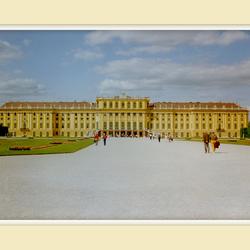 Schonnbrunn van Sissi