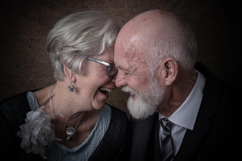 50 jaar liefde - 50 jaar liefde, 50 jaar getrouwd. De liefde van dit echtpaar vast mogen leggen. Gouden Huwelijk.