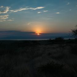 Sundowner - Lake Eyasi_